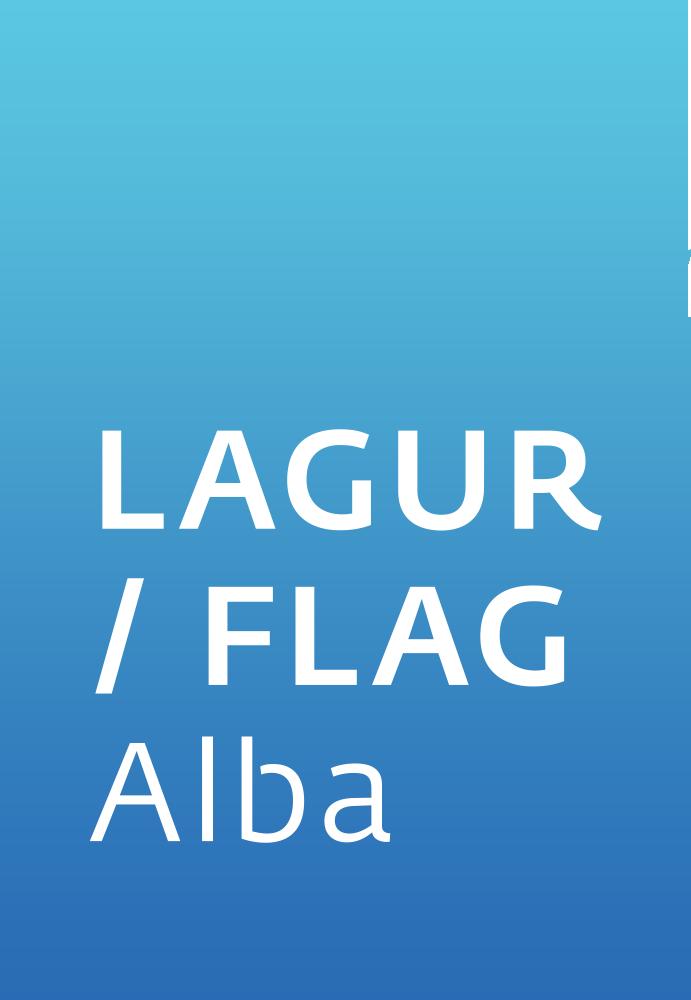 Flag Alba